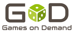Logo Games on Demand